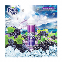 Snow Grape  - 60ml - 00mg de Fonta Flava